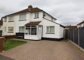 Thumbnail 4 bedroom semi-detached house to rent in Howrigg Bank, Wigton
