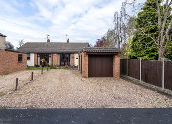 Thumbnail 2 bed bungalow for sale in Six Acres, Broughton Astley, Leicester, Leicestershire