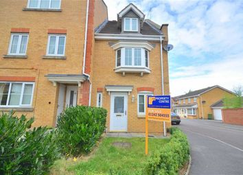 Thumbnail 4 bed town house for sale in Triscombe Way, Cheltenham, Gloucestershire