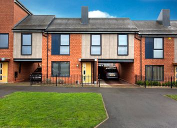 Thumbnail 3 bed terraced house for sale in Hidcote Grove, Kitts Green, Birmingham