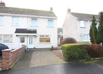 Thumbnail 2 bed end terrace house for sale in Templeton Park, Templepatrick