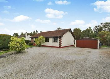 Thumbnail 3 bed bungalow for sale in Chapelton Place, Muir Of Ord