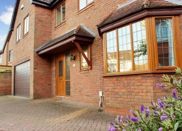 Thumbnail 4 bed detached house for sale in Warton Drive, Woodmansey, Beverley