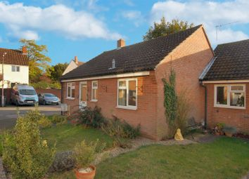 Thumbnail 2 bed bungalow to rent in Did-Dell Court, Linton, Cambridge