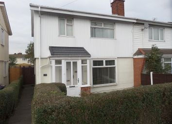 Thumbnail 3 bed property to rent in Brays Road, Sheldon, Birmingham