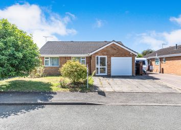 Thumbnail 3 bed detached bungalow for sale in Farlie Close, Kempsey, Worcester