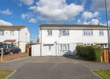 Thumbnail 3 bed semi-detached house for sale in Dorlecote Road, Nuneaton, Warwickshire
