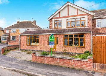 Thumbnail 4 bed semi-detached house for sale in Archery Close, Countesthorpe, Leicester