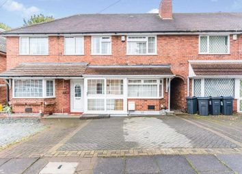 Thumbnail 3 bed terraced house to rent in Curbar Road, Birmingham