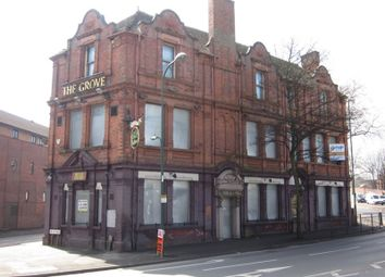 Thumbnail Leisure/hospitality to let in The Grove Public House, 273 Castle Boulevard, Nottingham