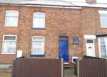 Thumbnail 3 bedroom terraced house for sale in Factory Road, Hinckley