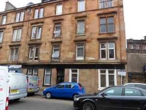 Thumbnail 1 bedroom flat to rent in Allison Street, Glasgow