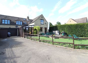 Thumbnail 4 bedroom detached house for sale in Riverside Spinney, Wansford, Peterborough