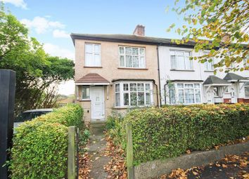 Thumbnail End terrace house for sale in Queens Avenue, Greenford