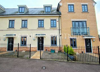 Thumbnail 3 bed town house for sale in Roberts Road, Colchester