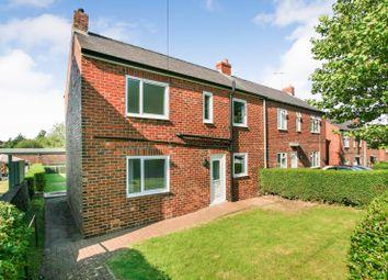 3 bed semi-detached house for sale in Fletcher Avenue, Dronfield, Derbyshire S18