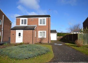 Thumbnail 4 bed detached house for sale in Broadlake, Willaston, Neston