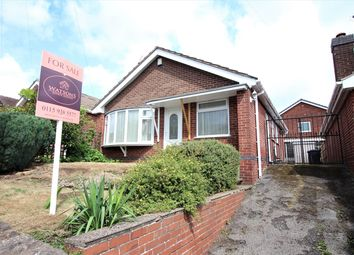 Thumbnail 2 bedroom detached bungalow for sale in Hardy Street, Kimberley, Nottingham