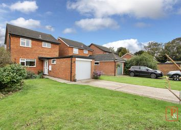 3 bed detached house for sale in Catesbray, Capel St. Mary, Ipswich IP9