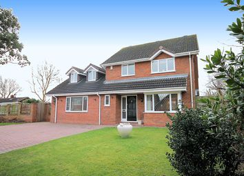 Thumbnail 4 bed detached house for sale in Chandlers Drive, Tamworth