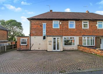 Thumbnail 3 bed semi-detached house for sale in Worcester Crescent, Chaddesden, Derby