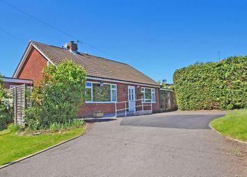 Thumbnail 2 bed detached bungalow for sale in Santridge Lane, Bromsgrove