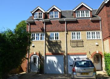 Thumbnail 4 bedroom terraced house to rent in Grange Vale, Sutton