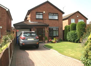 Thumbnail 4 bed detached house for sale in Dumfries Way, Liverpool