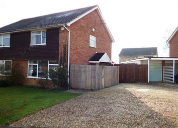 Thumbnail 4 bed semi-detached house for sale in Munro Avenue, Woodley, Reading