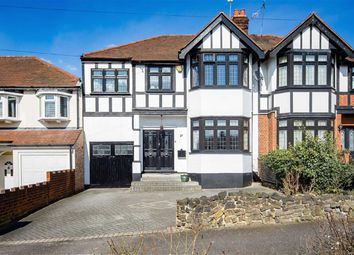 Thumbnail 4 bedroom semi-detached house for sale in Palace View Road, London