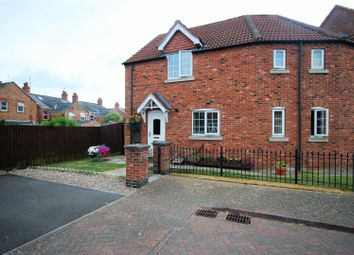 Thumbnail 2 bed terraced house for sale in Woodrow Place, Spalding
