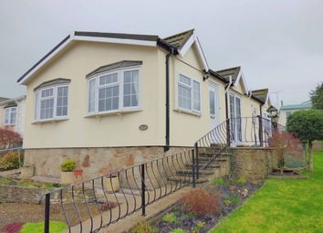 Thumbnail 2 bed mobile/park home for sale in Glenmore Road, Cinderford