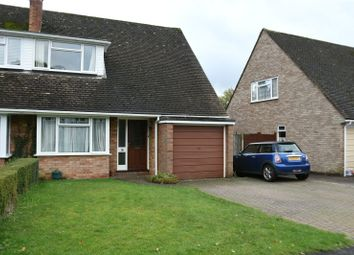 Thumbnail 3 bed semi-detached house to rent in Wellington Crescent, Baughurst, Tadley, Hampshire