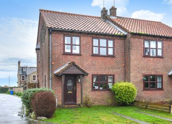 Thumbnail 3 bed semi-detached house for sale in Cherry Orchard Mews, Pocklington, York