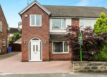 Thumbnail 4 bed semi-detached house for sale in Nursery Drive, Ecclesfield, Sheffield