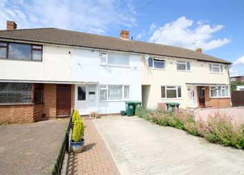 Thumbnail 2 bed terraced house to rent in Stuart Way, Staines-Upon-Thames, Surrey