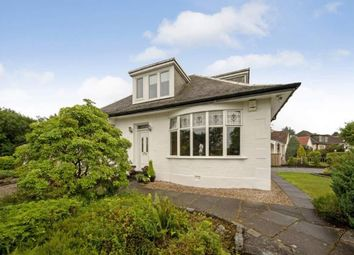 Thumbnail 4 bed bungalow for sale in Atholl Drive, Giffnock, Glasgow, East Renfrewshire