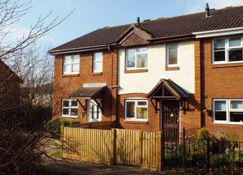 Thumbnail 2 bed terraced house to rent in Knottgrass Road, Locks Heath, Southampton