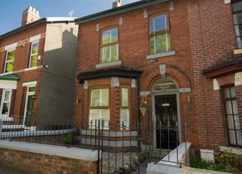 Thumbnail 4 bed end terrace house for sale in Crescent Fold, Mottram Road, Broadbottom, Hyde