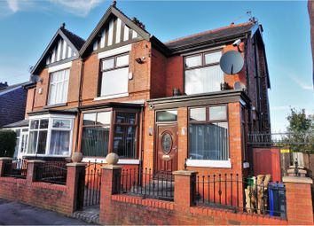 Thumbnail 4 bedroom semi-detached house for sale in Glen Avenue, Manchester
