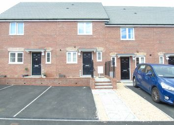 Thumbnail 2 bedroom terraced house for sale in Gwern Close, St Lythan Park, Cardiff