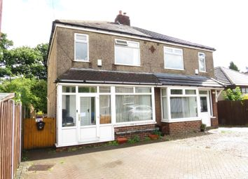 Thumbnail 3 bedroom semi-detached house for sale in Owlcotes Drive, Pudsey