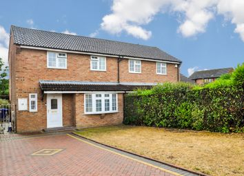 3 bed semi-detached house for sale in Tweed Crescent, Bicester OX26