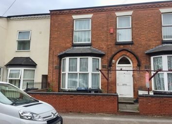 Thumbnail 3 bed maisonette to rent in Stamford Road, Birmingham