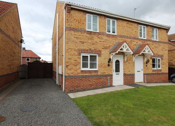 Thumbnail 3 bed semi-detached house to rent in Hetherset Close, Havelock Park, Sunderland