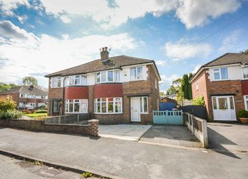 Thumbnail 3 bed semi-detached house for sale in Lansdowne Road, Broadheath, Altrincham