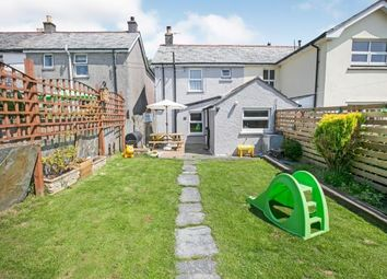 Thumbnail 3 bed end terrace house for sale in Delabole, Cornwall