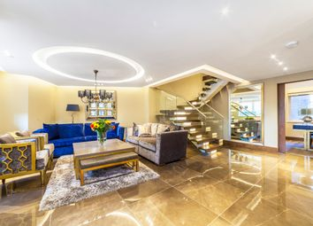 Thumbnail 4 bed town house to rent in Porchester Place, London