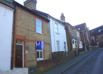 Thumbnail 2 bedroom terraced house to rent in Cobden Road, Sevenoaks