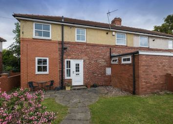 Thumbnail 4 bed semi-detached house for sale in The Drive, Whickham, Newcastle Upon Tyne